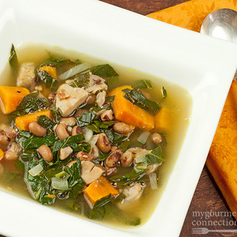 ... potato soup almond chicken soup with sweet potato collards and ginger