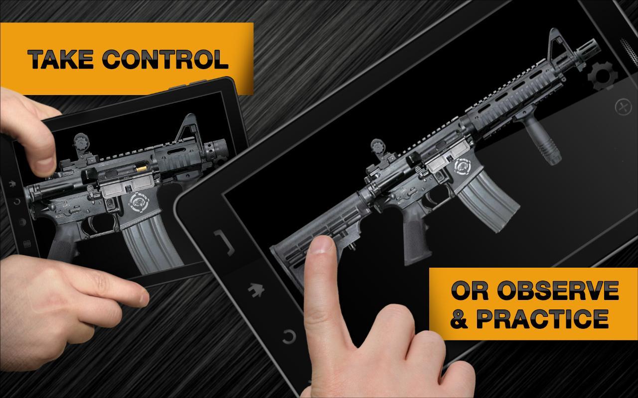Weaphones™ Gun Sim Free Vol 0 – Screenshot