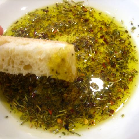 Olive Oil & Herb Bread Dip