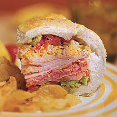 Deli Stuffed Sandwich