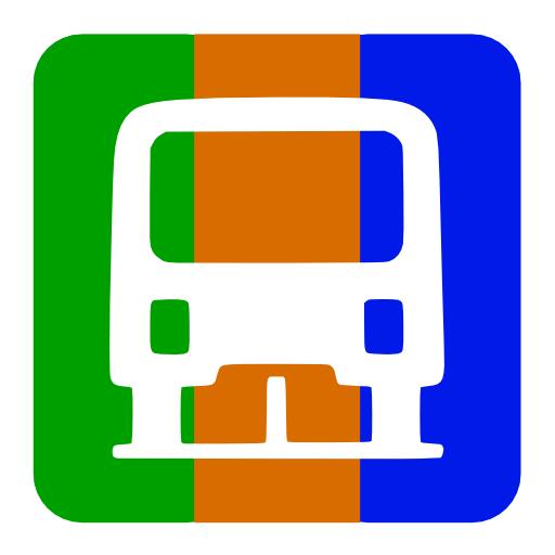 札幌地下鉄Push LOGO-APP點子