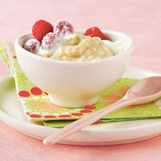Berry And Oat Porridge