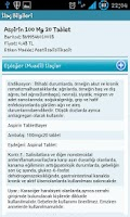 Screenshot of Cep İlaç Lite