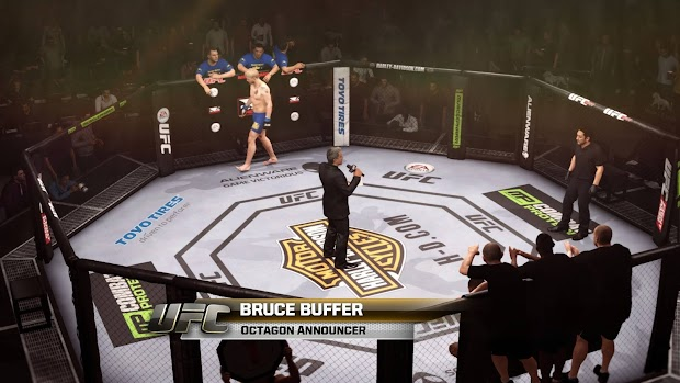 EA Sports UFC players score a whopping 40 million knockouts since June