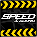 Speed and Sound Icon