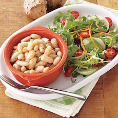 Slow-Cooker Tuscan Beans