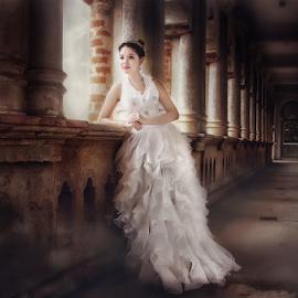 heart soul by G-en Are Lock Stuck - Wedding Bride