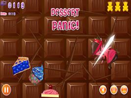 Screenshot of Dessert Ninja - Cake Warrior