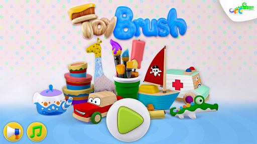 ToyBrush 3D - screenshot