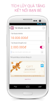 Screenshot of MoMo Chuyển nhận tiền