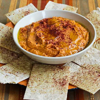 Tomato Hummus Recipes