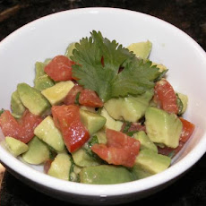 Avocado Tequila Salad