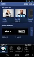 Screenshot of Optimum