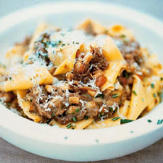 Jamie Oliver's Pappardelle with Amazing Slow-Cooked Meat Recipe