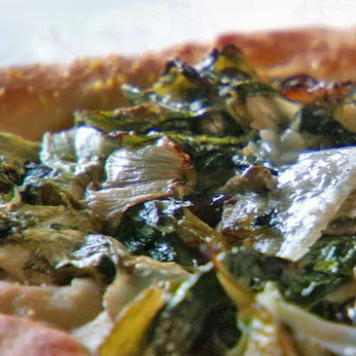Escarole Pizza
