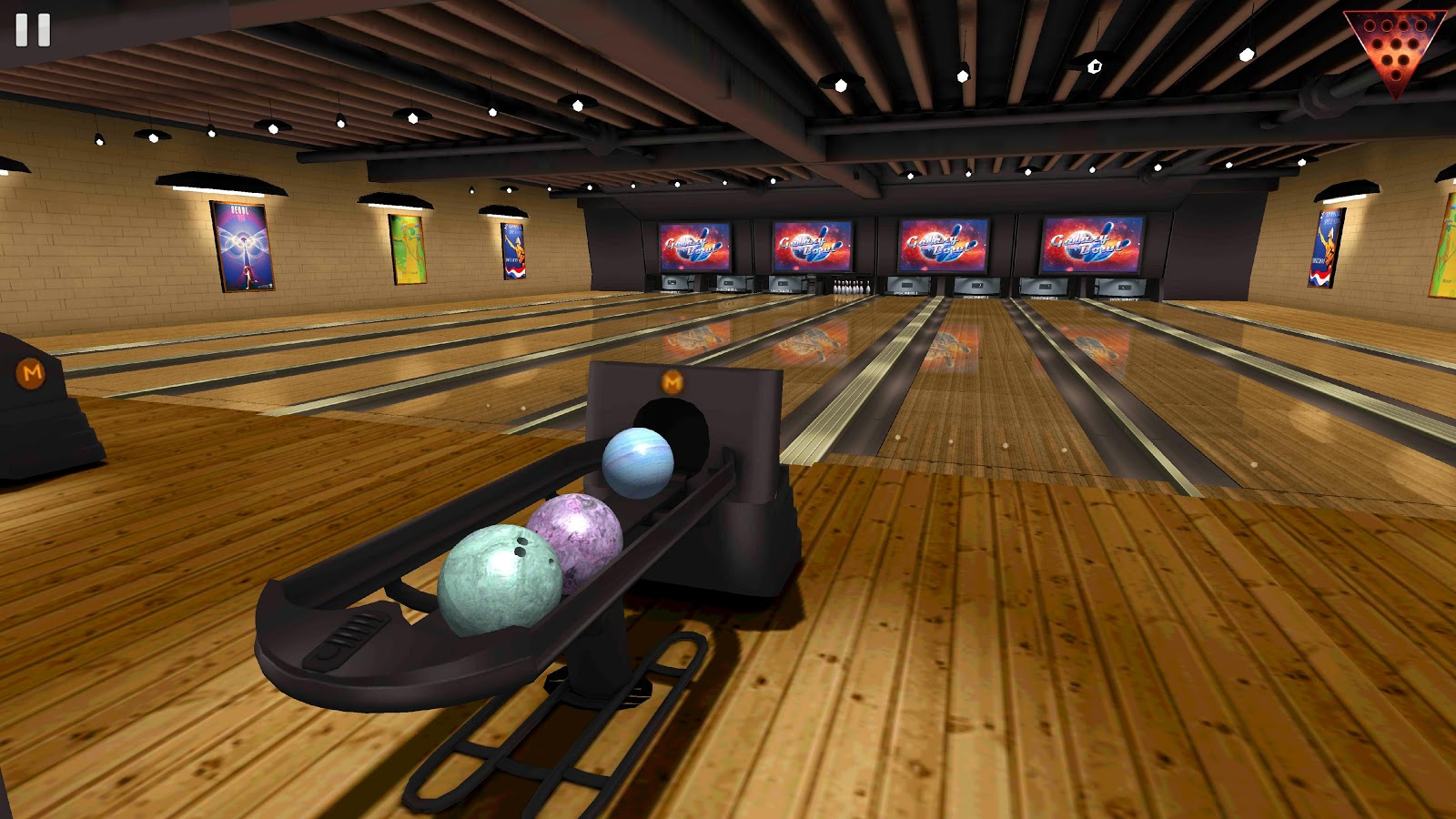 Galaxy Bowling ™ 3D Screenshot 7