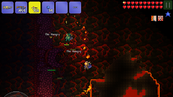 Screenshot of Terraria