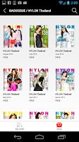 Screenshot of NYLON Thailand