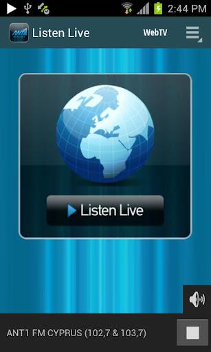 ANT1 FM CYPRUS 102 7 103 7