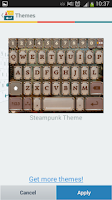 Screenshot of A. I.  Type Steampunk