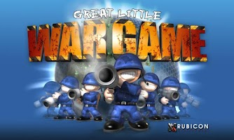 Screenshot of Great Little War Game