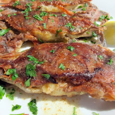 French in a Flash: Soft-Shell Crab Meunière