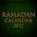 Ramadan Calendar 2012 icon