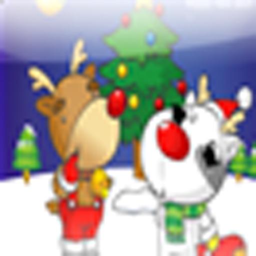 纸牌のクリスマスマッチ LOGO-記事Game