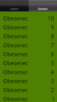 Screenshot of Obesenec SK