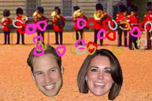Screenshot of Royal Wedding Bounzeez