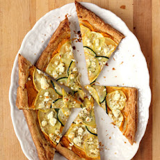 Seasonal Squash Tart