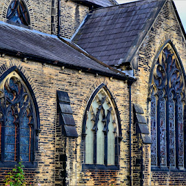ST Barts by Nic Scott - Buildings & Architecture Places of Worship ( ripponden, church, churches,  )