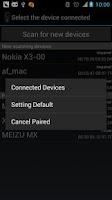 Screenshot of Bluetooth Headset Alarm 蓝牙耳机报警