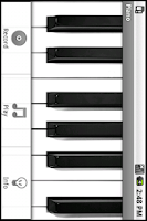 Screenshot of Piano Pro