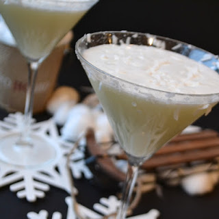 Let It Snow Martini