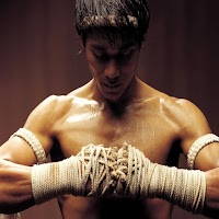 Screenshot of Tony Jaa HD Wallpaper