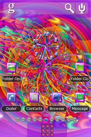 Psychedelic Theme