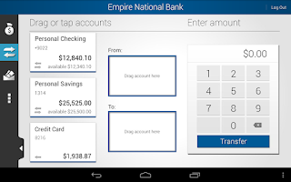 Screenshot of Empire National Bank