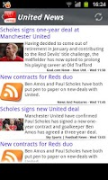Screenshot of United News
