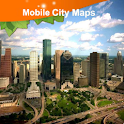 Houston Street Map icon