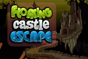Screenshot of Floating Castle Escape