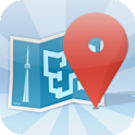 RULA Maps icon
