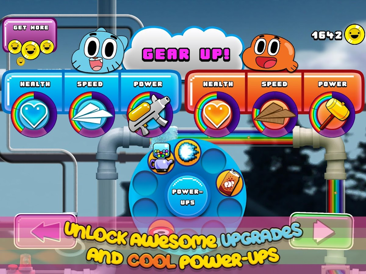 Gumball Rainbow Ruckus Screenshot 19
