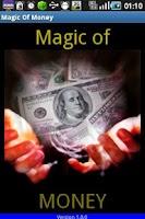 Screenshot of Magic Of Money Dream