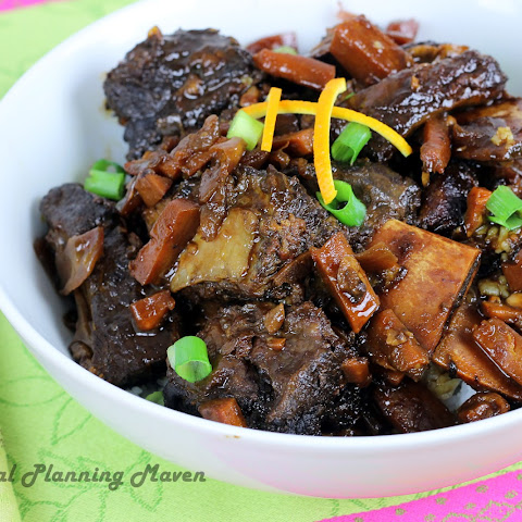 Crockpot Sticky Beef Ribs