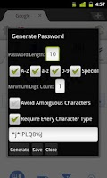Screenshot of LastPass for Dolphin *Premium