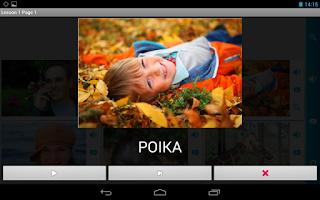 Screenshot of Finnish in a Month
