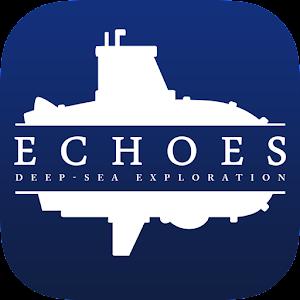 Cover art Echoes: Deep-sea Exploration