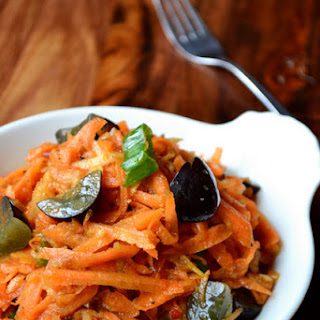 Shredded Carrot Grape Salad Recipes