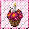 Cupcake Palace Designer icon